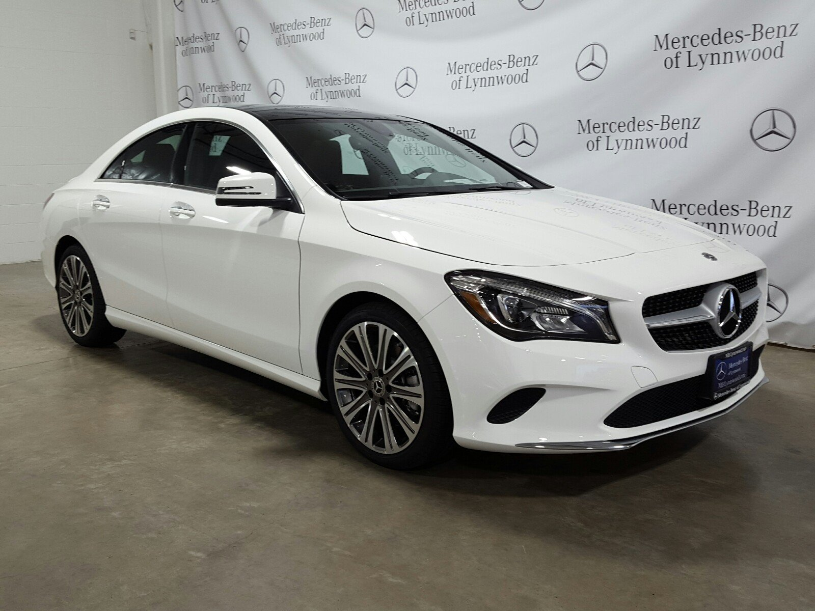 New 2019 Mercedes Benz Cla Cla 250 4matic 174 Coupe Coupe In