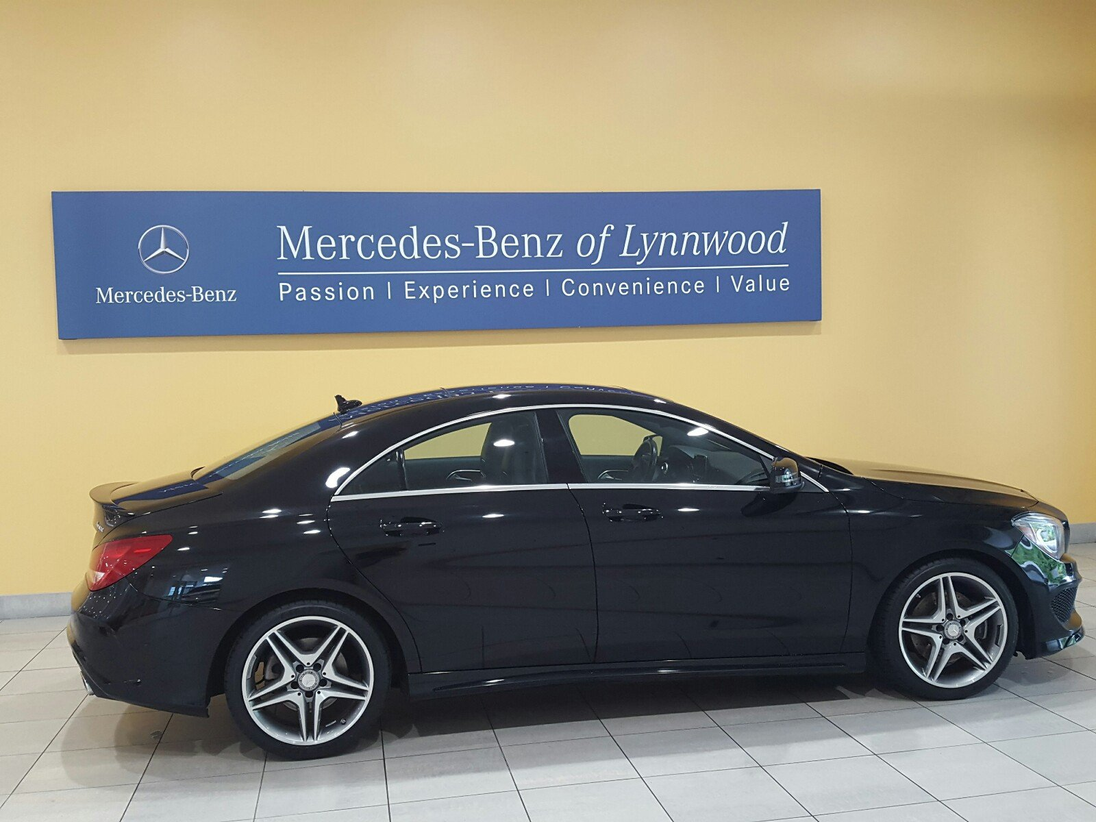 Certified pre owned 2014 mercedes benz cla cla 250 4matic for Certified mercedes benz