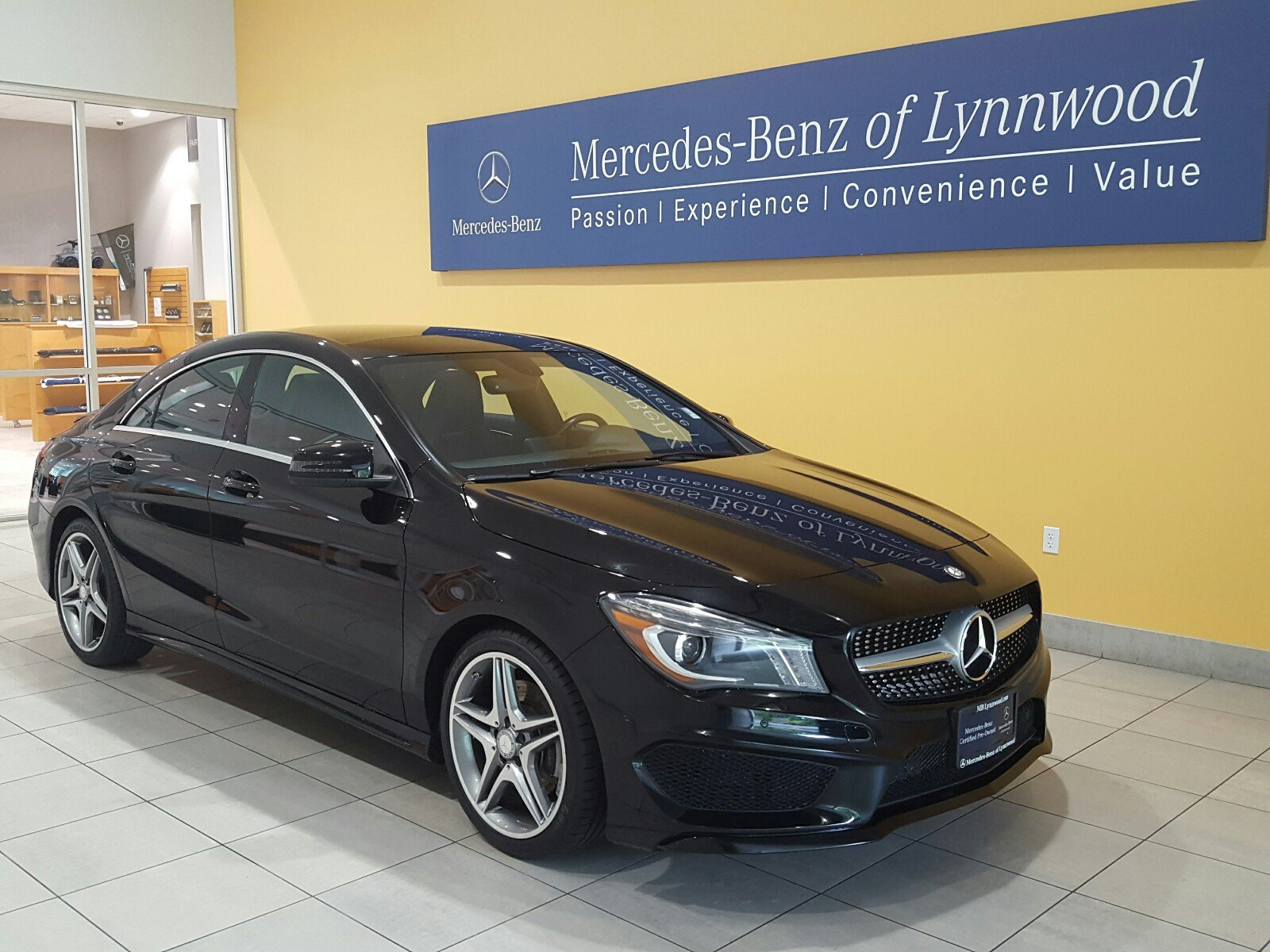 Certified pre owned 2014 mercedes benz cla cla 250 4matic for Certified pre owned mercedes benz