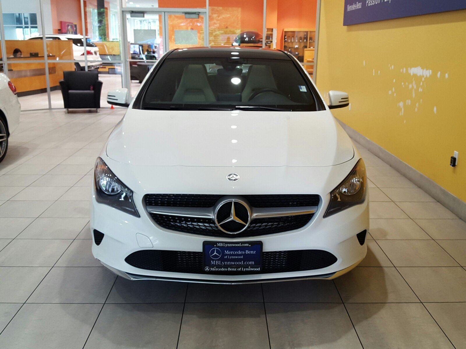 Pre owned 2017 mercedes benz cla cla 250 4matic coupe in for Mercedes benz cla coupe 2017