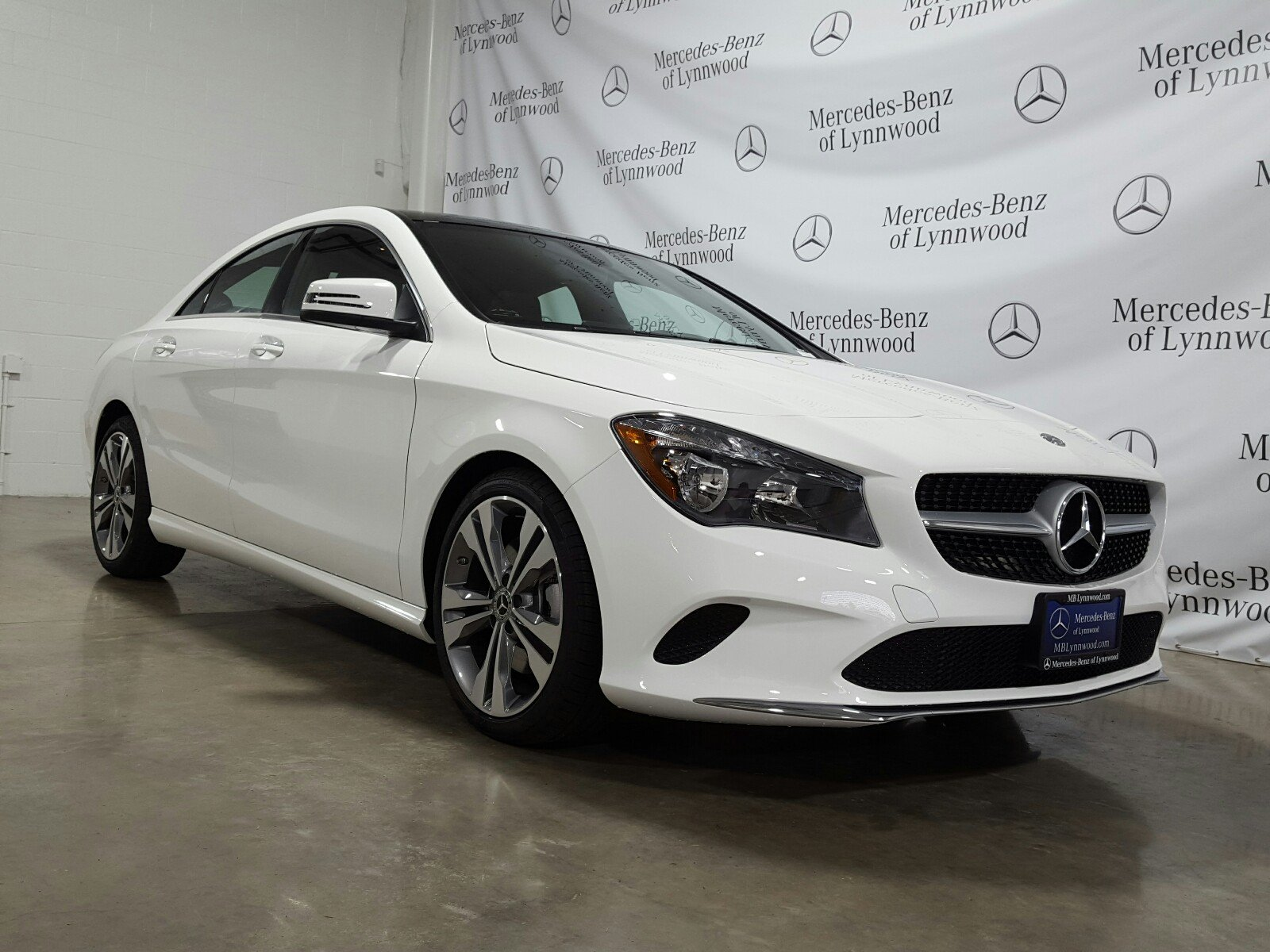 New 2019 Mercedes Benz CLA CLA 250 4MATIC Coupe Coupe in Lynnwood