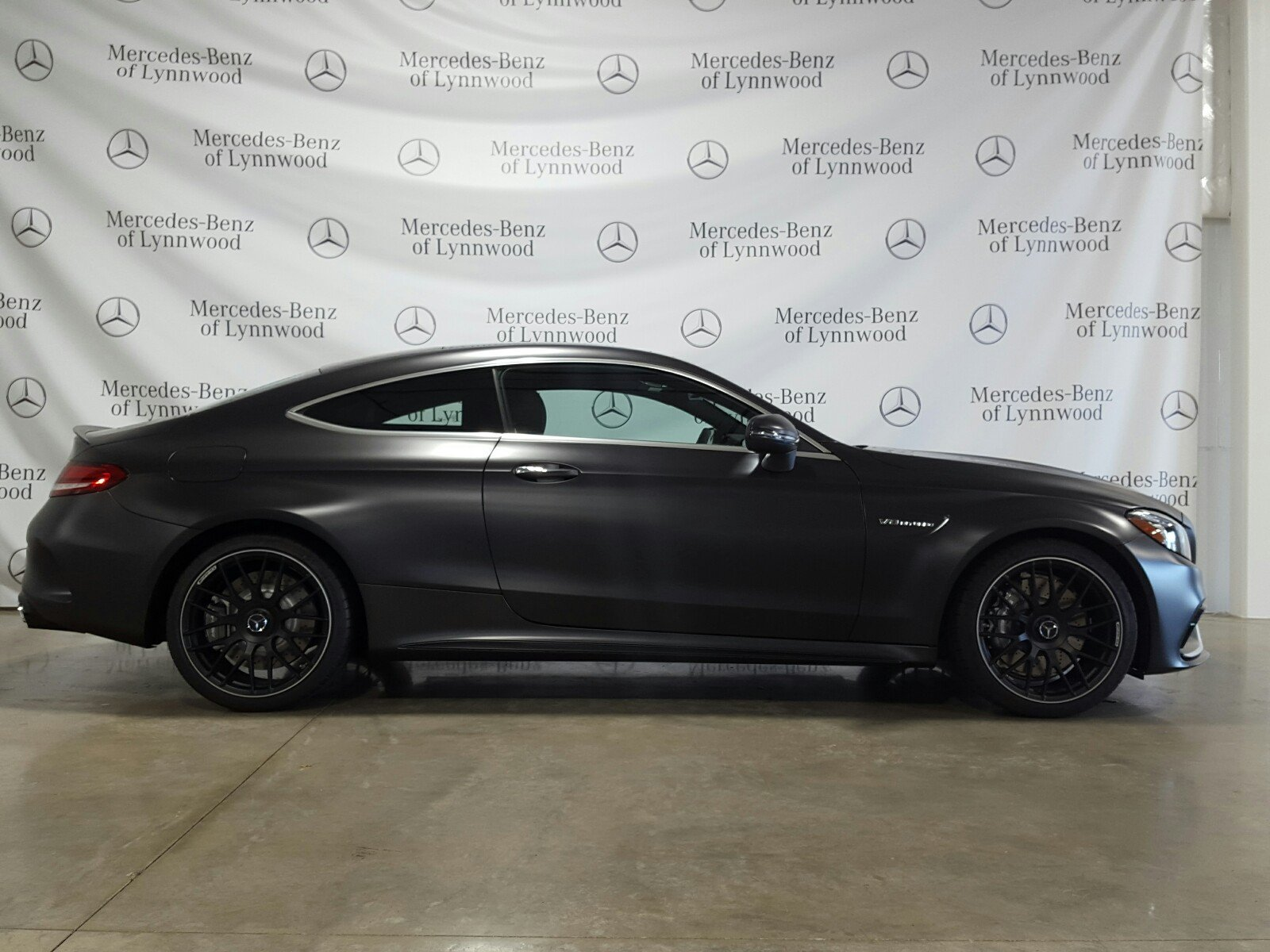 New 2019 Mercedes Benz C Class AMG C 63 Coupe Coupe in Lynnwood