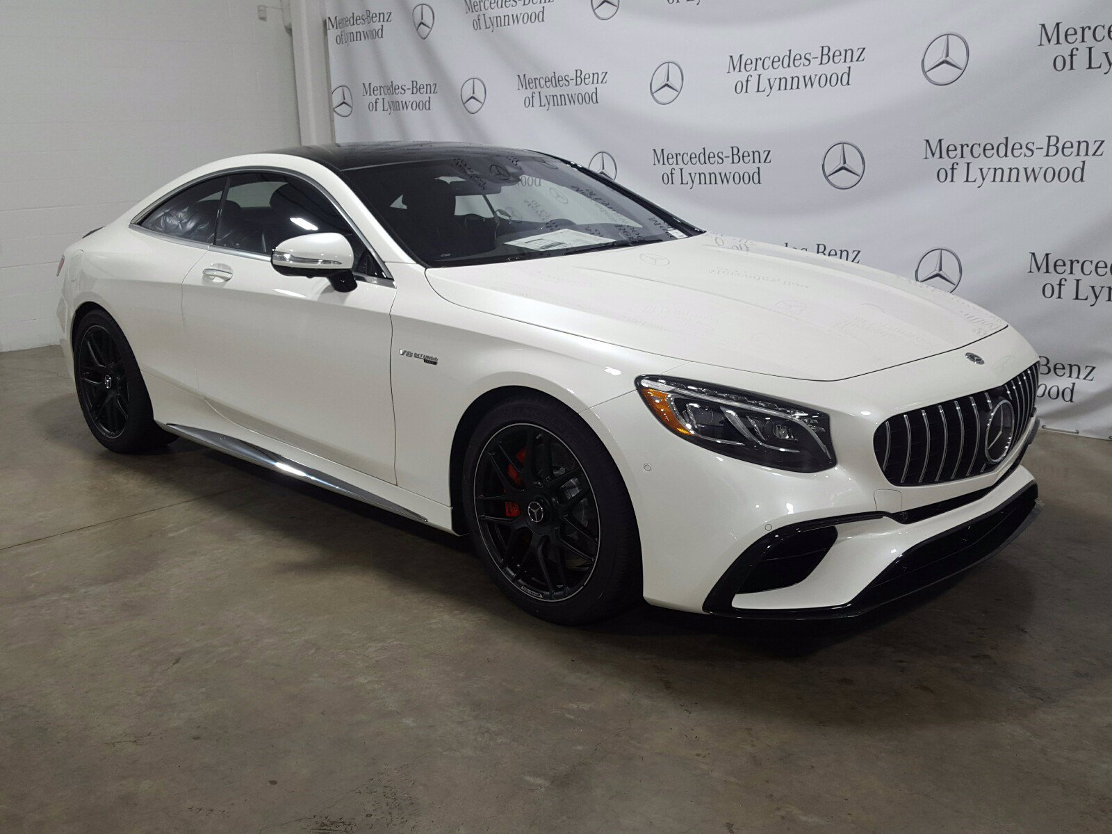 New 2020 Mercedes-Benz S-Class AMG® S 63 4MATIC® Coupe ...