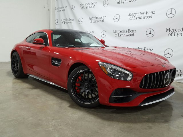 New 2019 Mercedes-Benz AMG® GT AMG® GT C Coupe