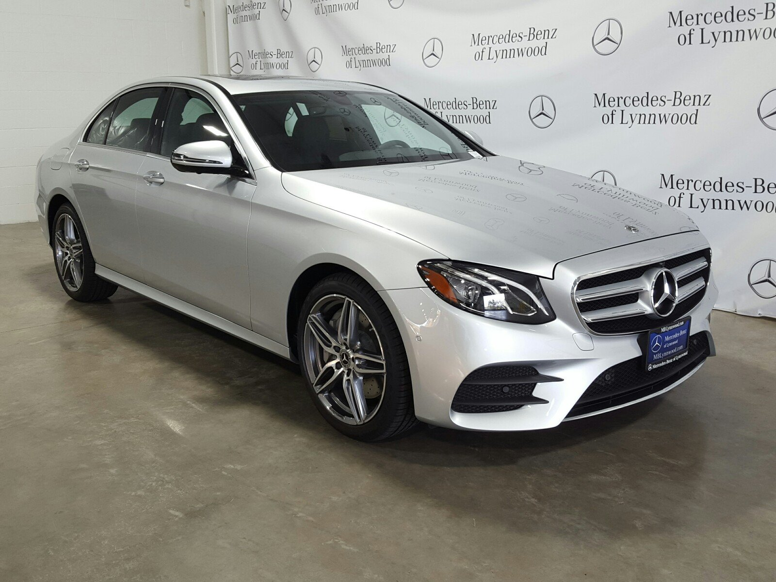 New 2019 Mercedes Benz E Class E 300 4MATIC SEDAN in Lynnwood
