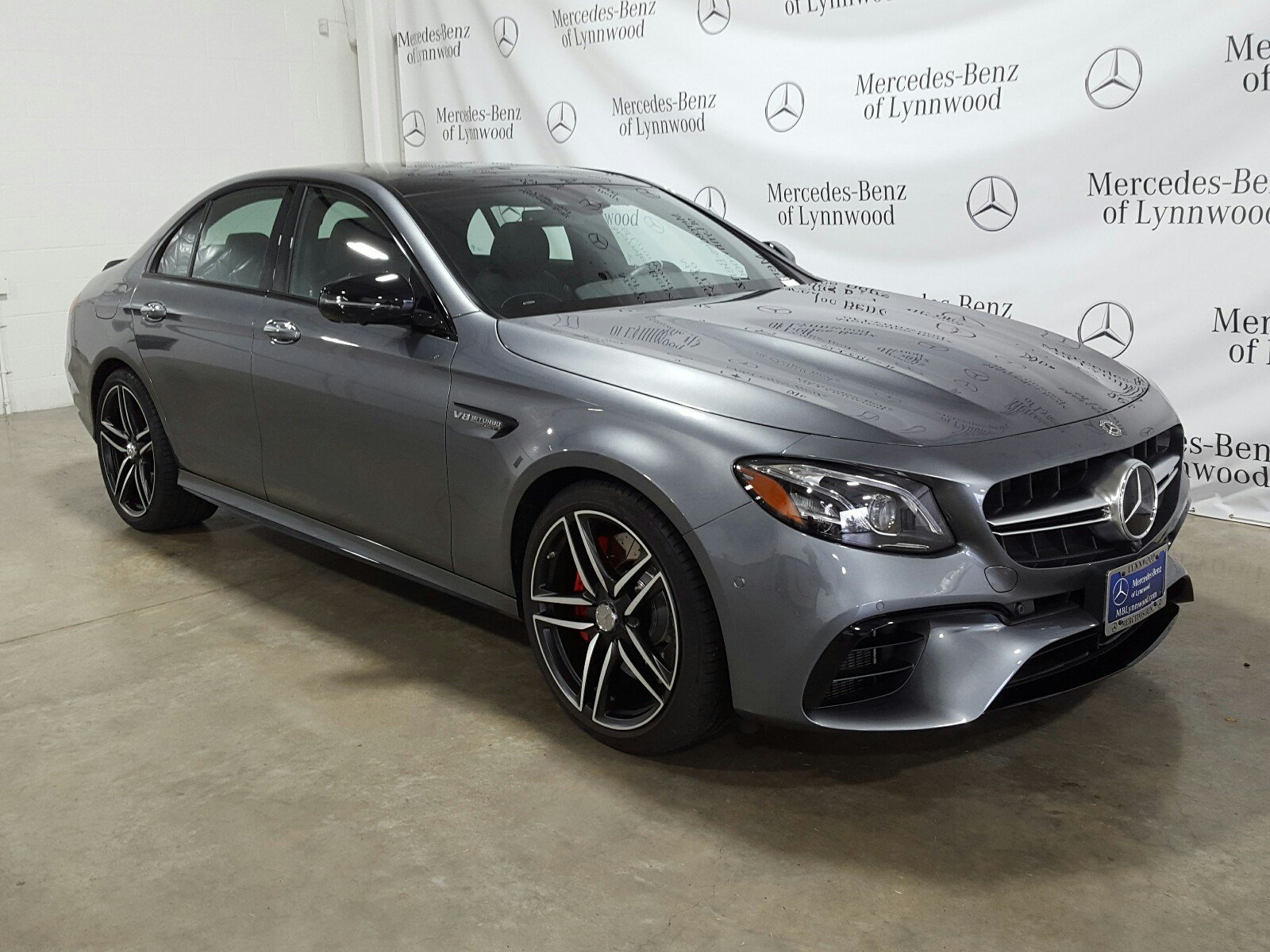 Pre-Owned 2019 Mercedes-Benz E-Class AMG® E 63 S 4MATIC®