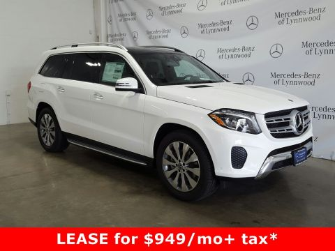 Pre-Owned 2019 Mercedes-Benz GLS GLS 450 4MATIC®