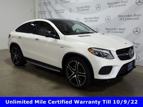 Certified Pre-Owned 2018 Mercedes-Benz GLE AMG® GLE 43 4MATIC®