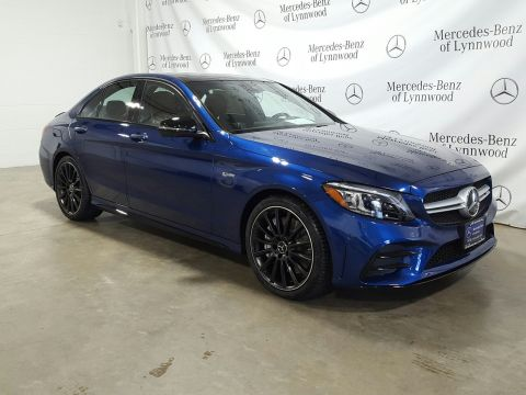 Pre-Owned 2020 Mercedes-Benz C-Class AMG® C 43 4MATIC®