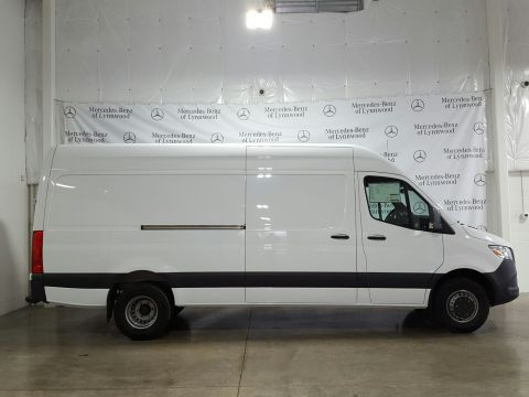 New 2019 Mercedes-Benz Sprinter Cargo Van 3500 High Roof 170 RWD