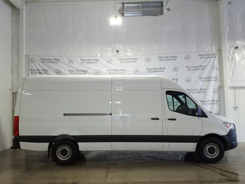 New 2019 Mercedes-Benz Sprinter Cargo Van 2500 High Roof 170 RWD