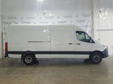 Pre-Owned 2019 Mercedes-Benz Sprinter Cargo Van 3500XD High Roof 170 RWD