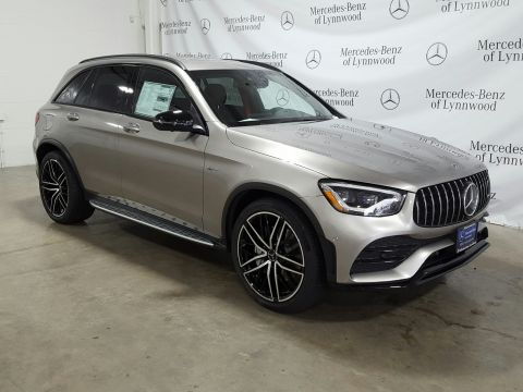 New 2020 Mercedes-Benz GLC AMG® GLC 43 4MATIC®