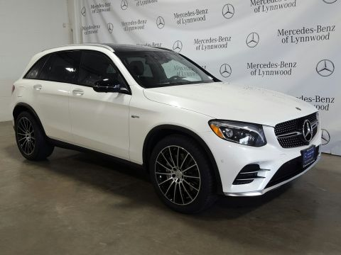 New 2019 Mercedes-Benz GLC AMG® GLC 43 4MATIC®