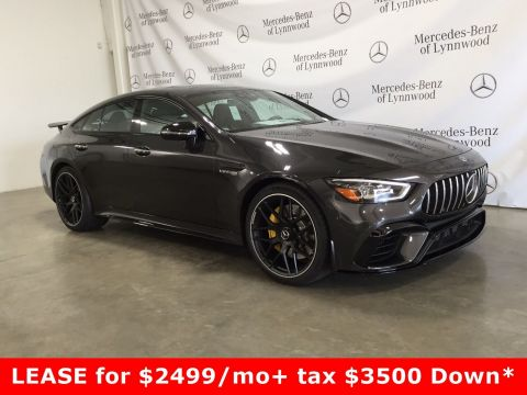 Pre-Owned 2019 Mercedes-Benz AMG® GT AMG® GT 63 S 4-Door Coupe